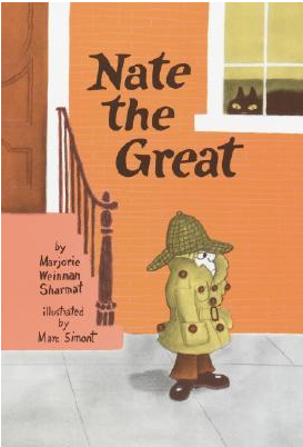 Nate the Great Book Cover
